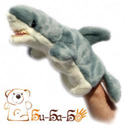 Акула бибабо (кукла-перчатка)