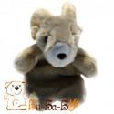 Баран бибабо (кукла-перчатка)