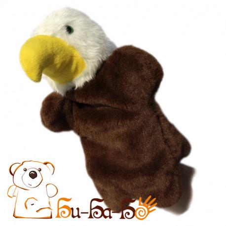 Белоголовый орел бибабо (кукла-перчатка)