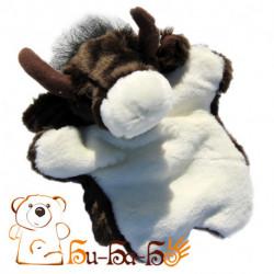 Бычок бибабо (кукла-перчатка)