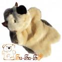 Ёжик бибабо (кукла-перчатка)