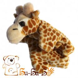Жирафик бибабо (кукла-перчатка)