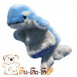 Касатка бибабо (кукла-перчатка)