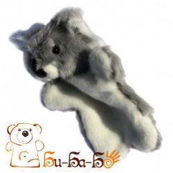 Коала бибабо (кукла-перчатка)