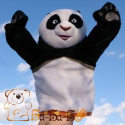 Кунг-фу панда бибабо (кукла-перчатка)