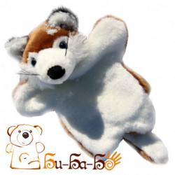 Лисичка бибабо (кукла-перчатка)