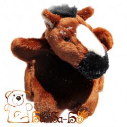 Лошадка бибабо (кукла-перчатка)