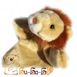 Львенок бибабо (кукла-перчатка)
