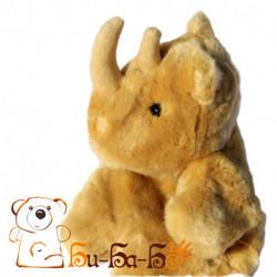 Носорог бибабо (кукла-перчатка)