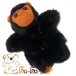 Обезьянка бибабо (кукла-перчатка)