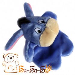 Ослик Иа бибабо (кукла-перчатка)