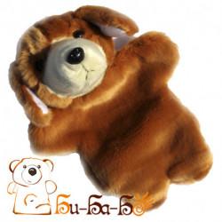 Собачка бибабо (кукла-перчатка)