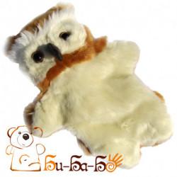 Сова бибабо (кукла-перчатка)