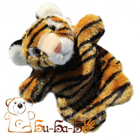 Тигренок бибабо (кукла-перчатка)