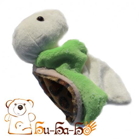 Черепашка бибабо (кукла-перчатка)