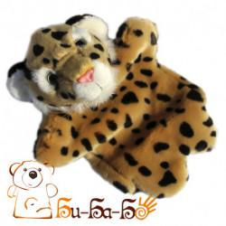 Ягуарчик бибабо (кукла-перчатка)