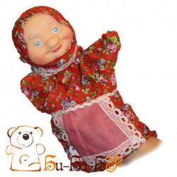 Бабушка бибабо (кукла-перчатка)