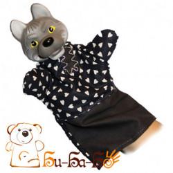 Волк бибабо (кукла-перчатка)
