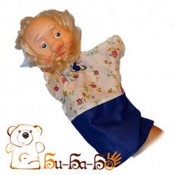 Дед бибабо (кукла-перчатка)