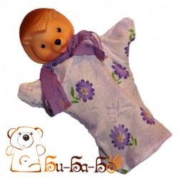 Ежик бибабо (кукла-перчатка)