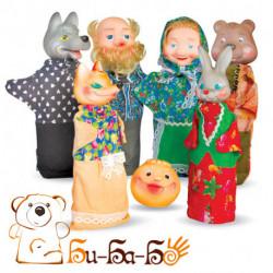Колобок (кукольный театр)