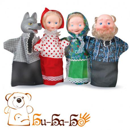 Красная шапочка (кукольный театр)