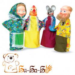 Курочка-Ряба (кукольный театр)