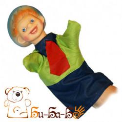 Незнайка бибабо (кукла-перчатка)
