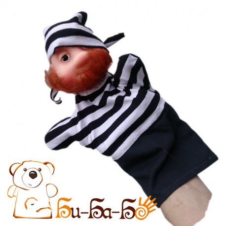 Пират бибабо (кукла-перчатка)