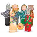 Персонажи русских народных сказок и сказок народов мира