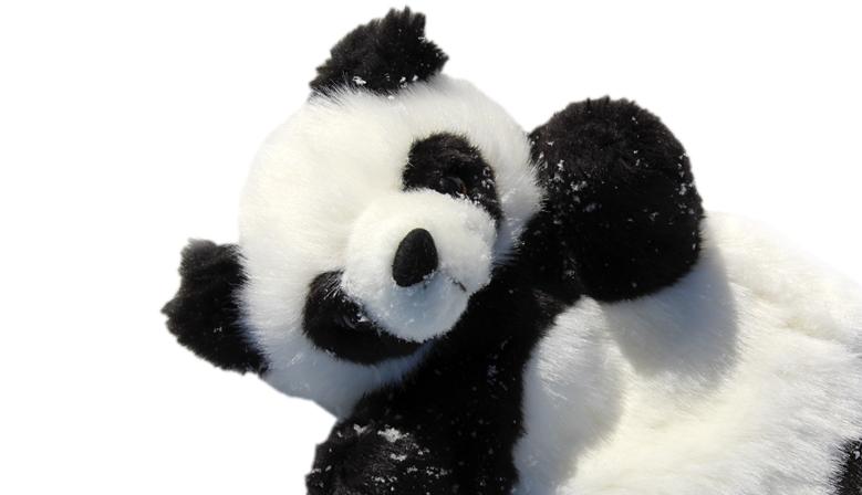 Панда бибабо